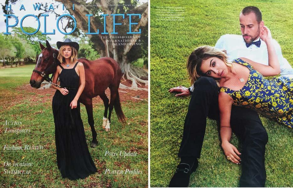 Hawaii Polo Life Magazine - Oct. 2016