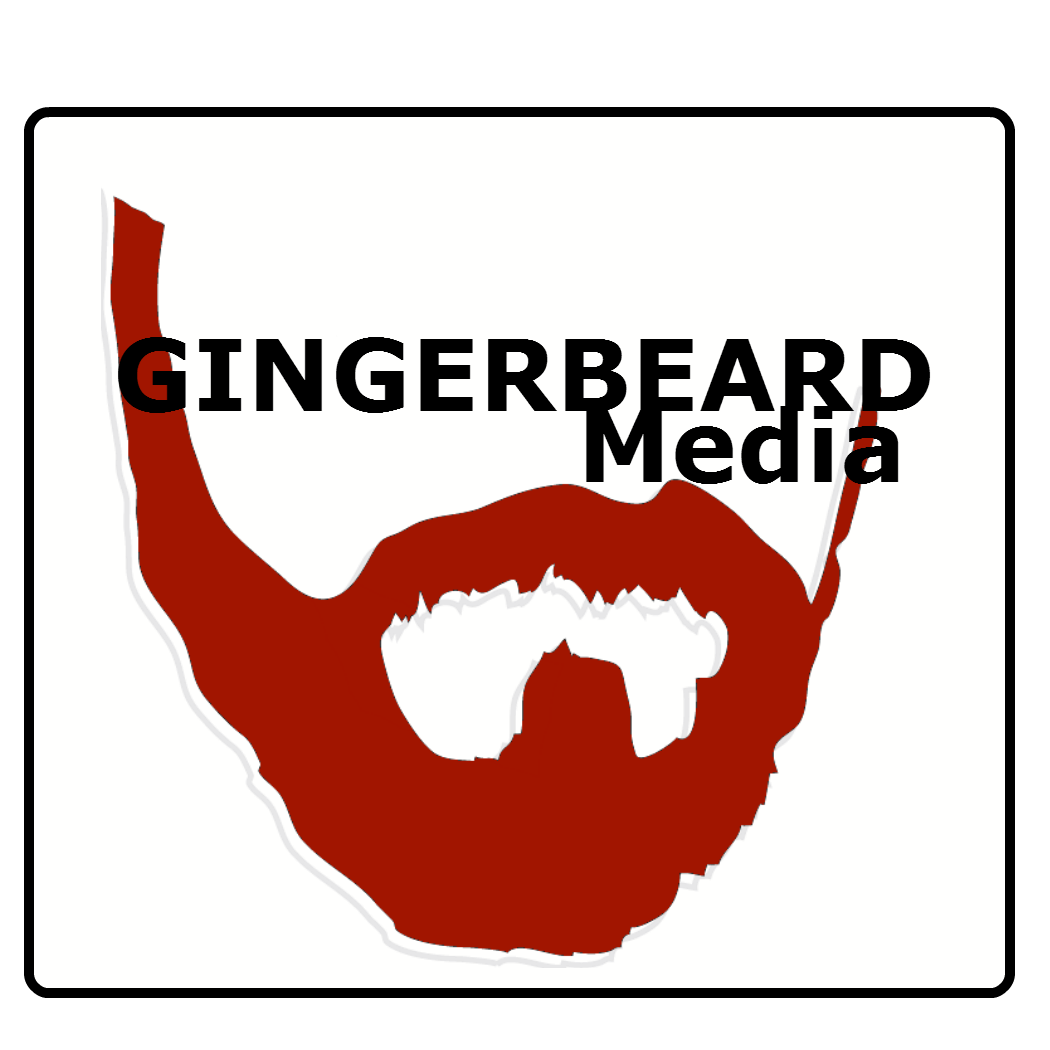 Old GINGERBEARD Logo; Beard v0.1