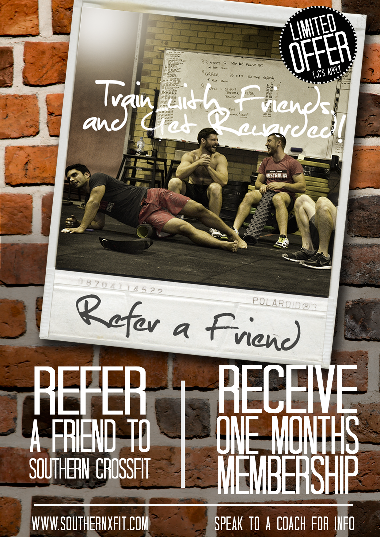 Southern CrossFit - Bring a Friend (A4 Poster) 1 Rev 1.5.png
