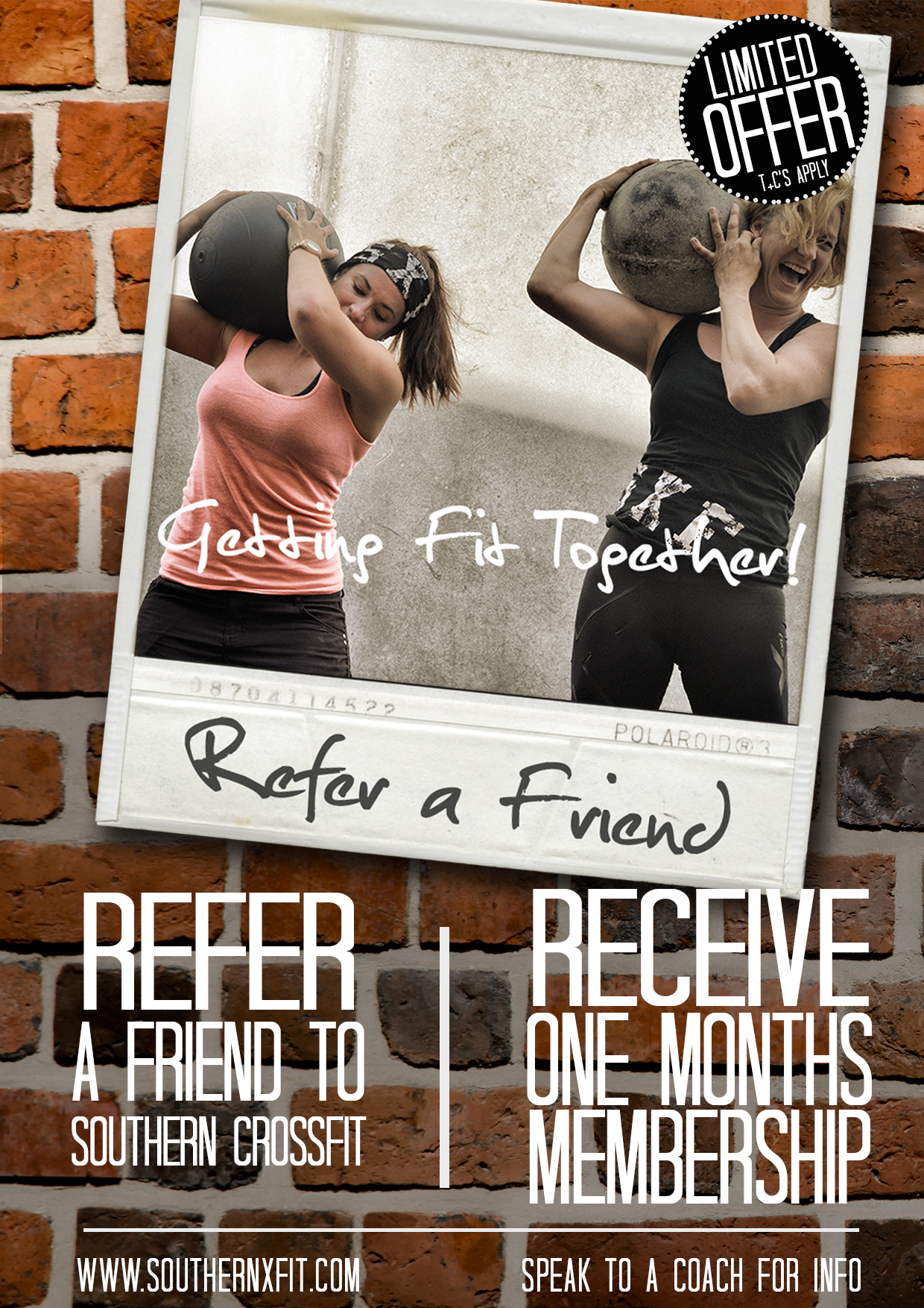 Southern CrossFit - Bring a Friend (A4 Poster) 4 Rev 1.5.png