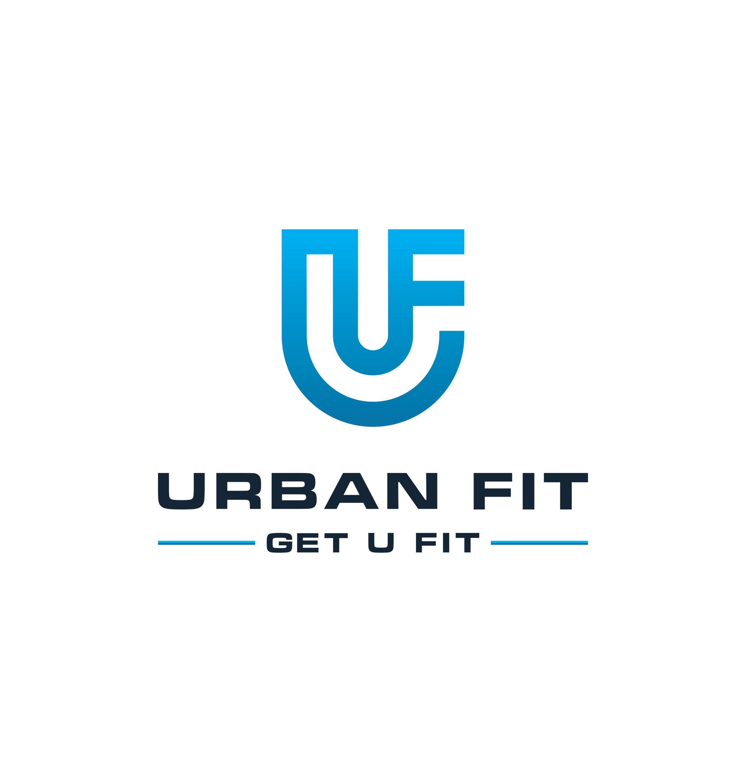 Urban Fit complete logo blue.png