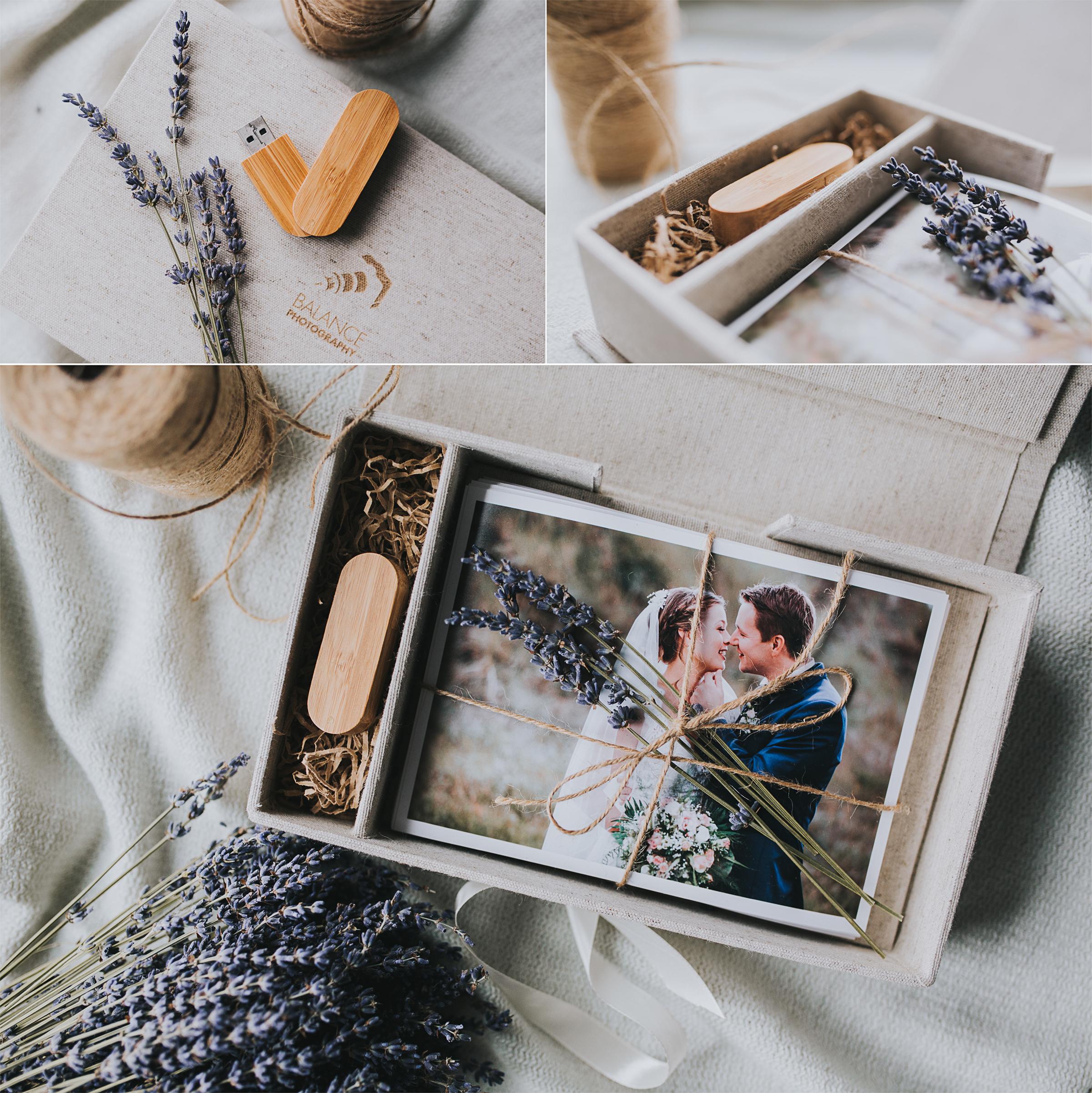 Geschenkbox Hochzeit
