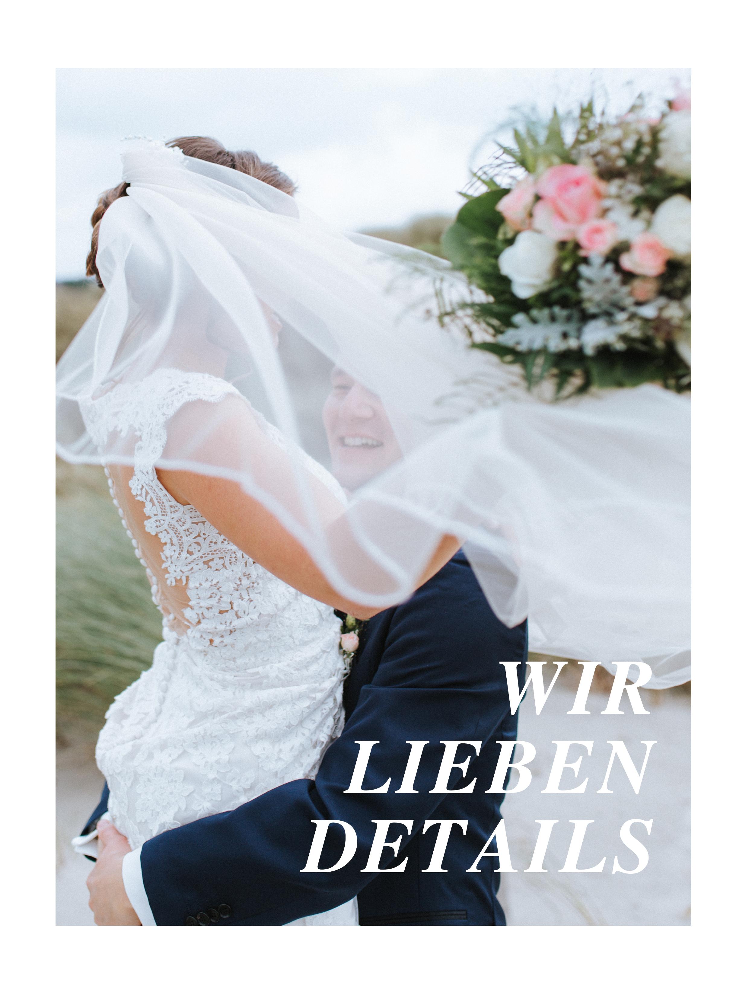 Hochzeitsreportage - Norddeutschland