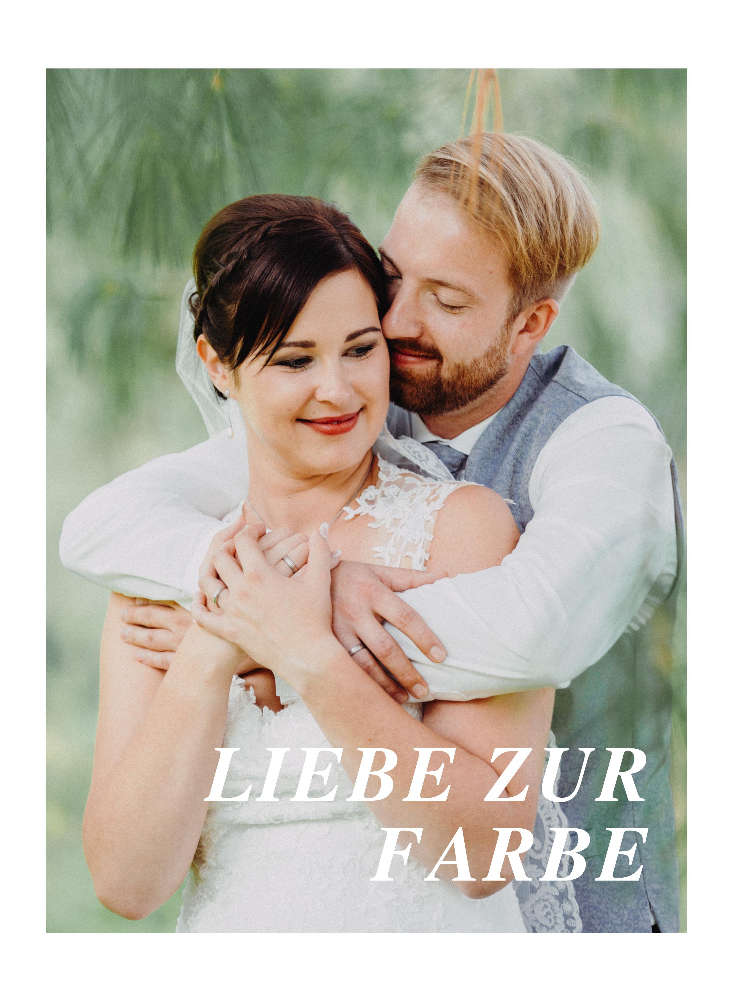 Hochzeitsshooting - Heide