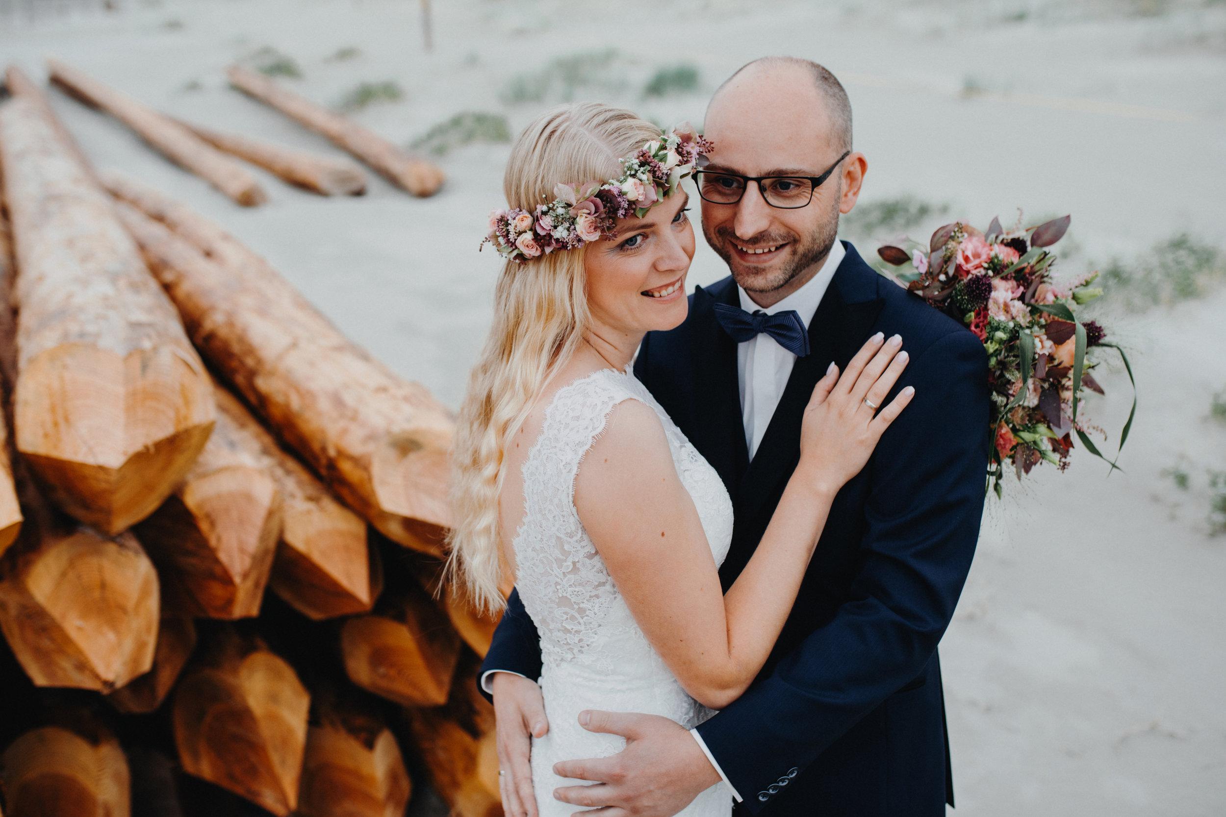 Hochzeitsfotograf - Sankt Peter Ording - Heiraten