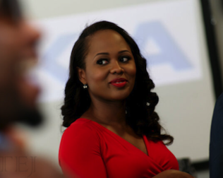 Uche Pedro , founder of BellaNaija.com