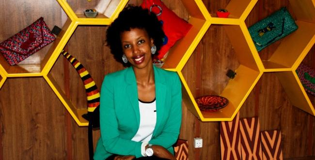 Teta Isibo, founder of  Inzuki (Rwanda)