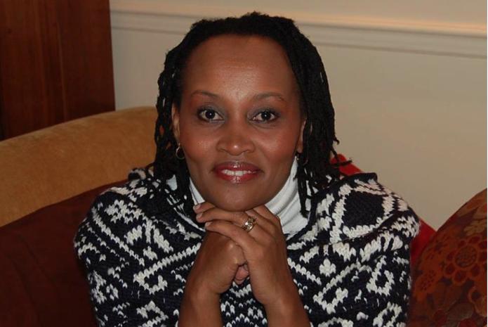 Njeri Rionge , co-founder of Wananchi Online, Kenya
