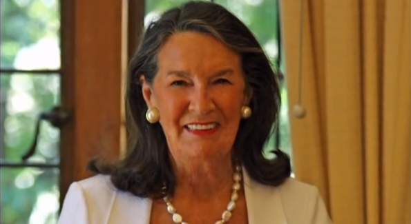 Pam Golding , founder of Pam Golding Properties