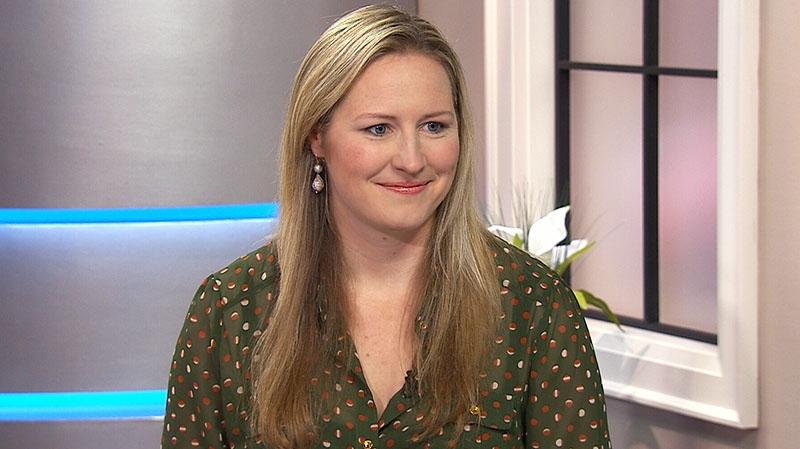 Danae Ringelmann  co-founder of Indiegogo on  'Leadership for Entrepreneurs'