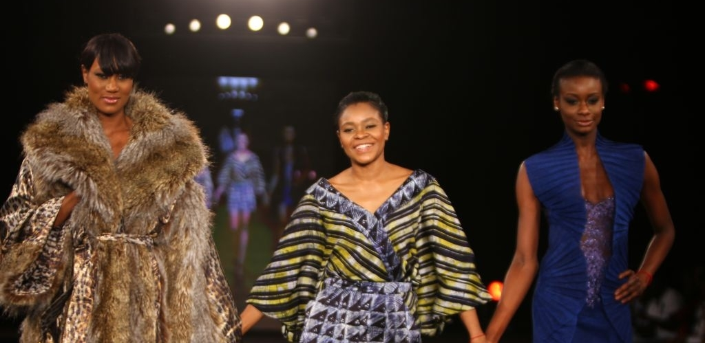 Interview Deola Sagoe At New York Fashion Week Celebrates 25 Years In Fashion Lionesses Of Africa