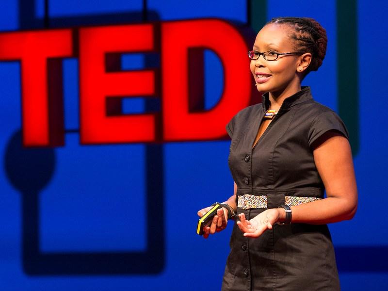 Juliana Rotich ,  co-founder and executive director of  Ushahidi