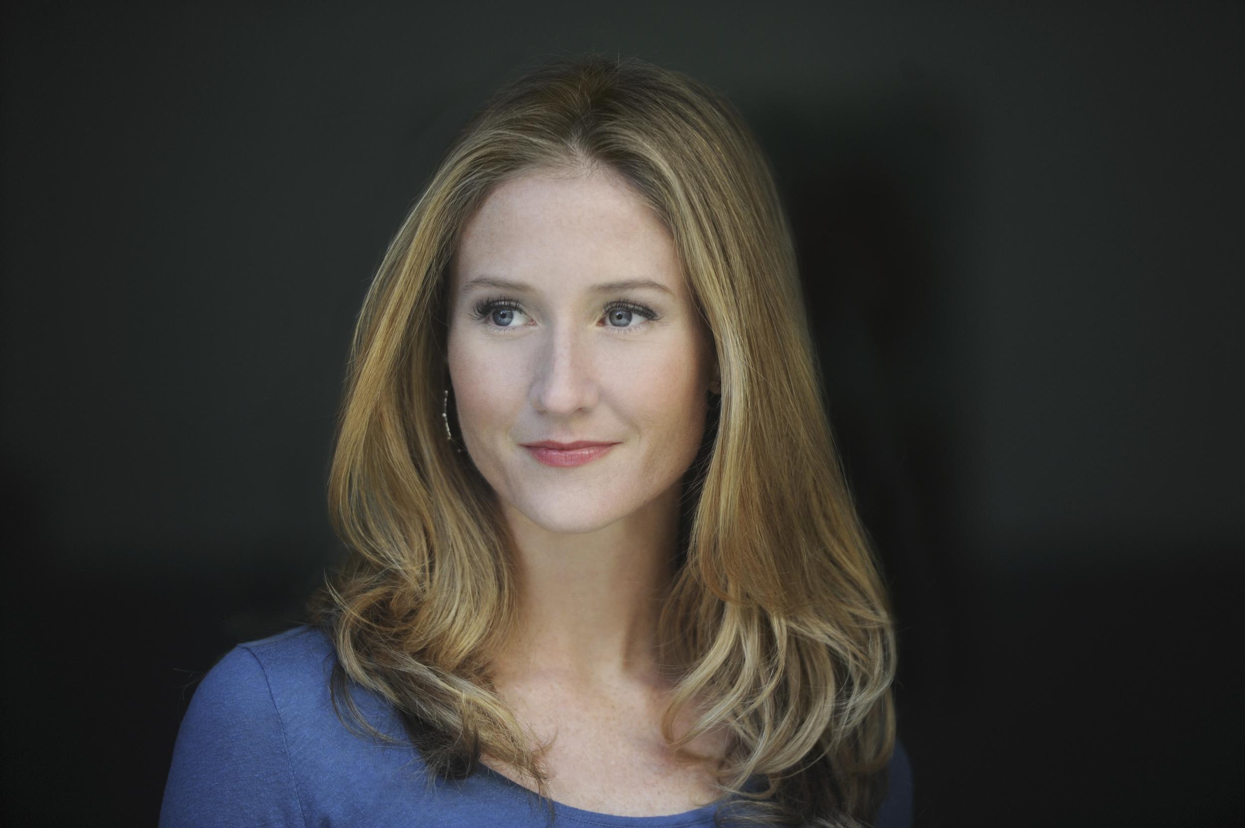 Pamela Ryckman , author of 'Stiletto Network'