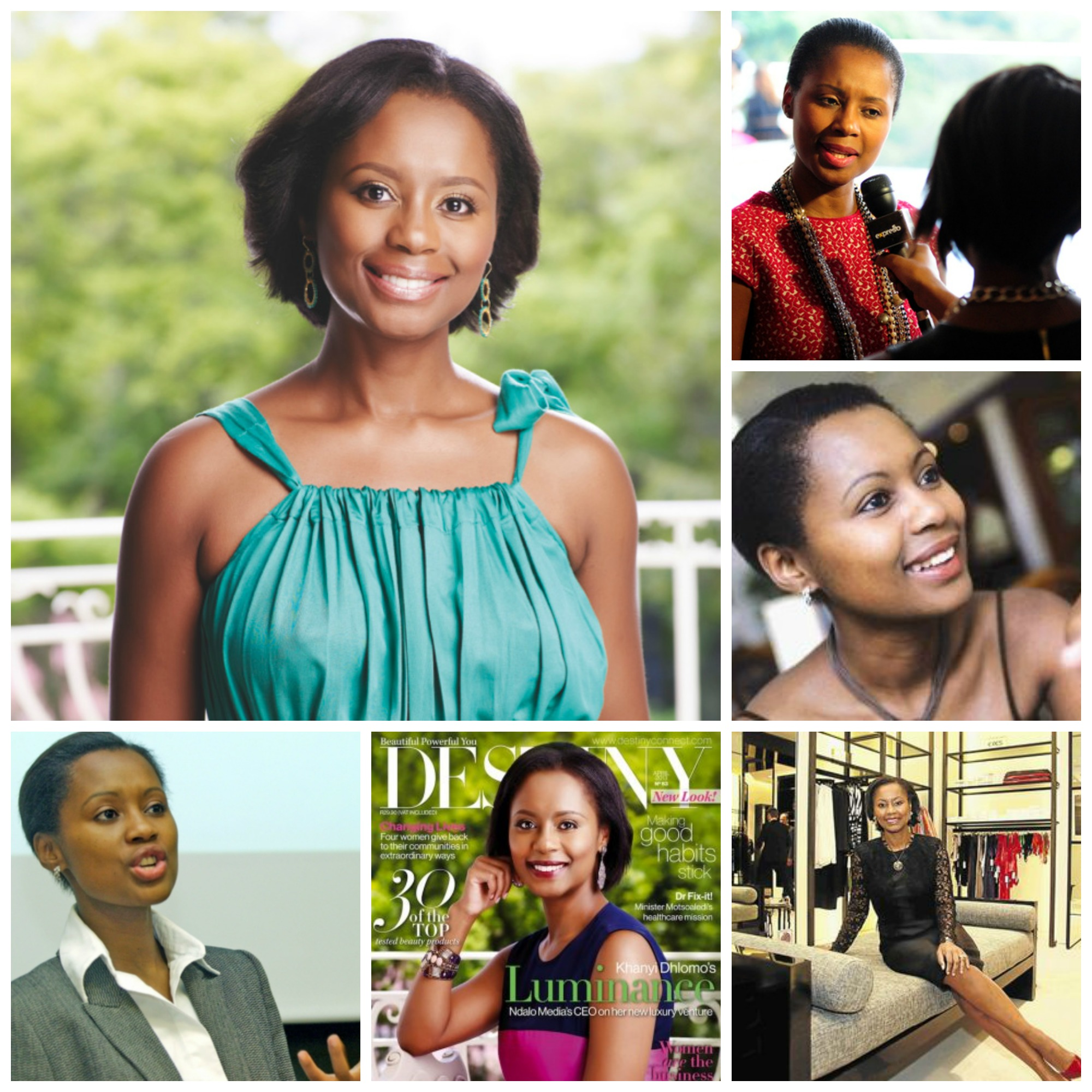 Khanyi Dhlomo - The startup story of a South African media