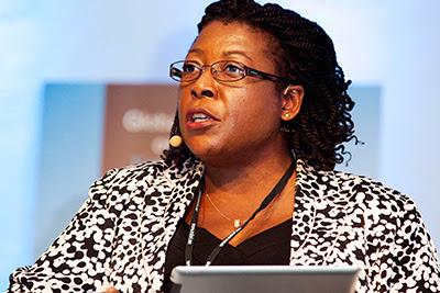 Divine Ndhlukula , founder of Securico, Zimbabwe