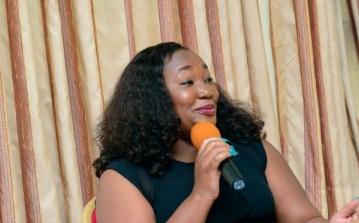 Ayomide Condotti,   f  ounder ofAfricholidays Travel,Nigeria