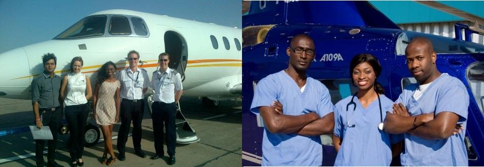 Dr. Ola Orekunrin , founder of Flying Doctors Nigeria