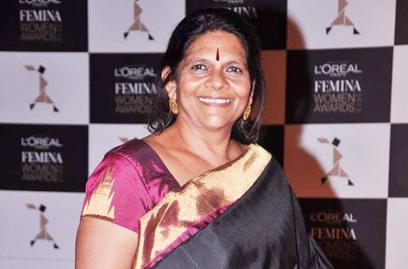 Chetna Vijay Sinha ,f  ounder of Mann Deshi Foundation, India