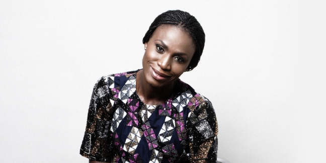 Omoyemi Akerele , founder of   Lagos Fashion and Design Week