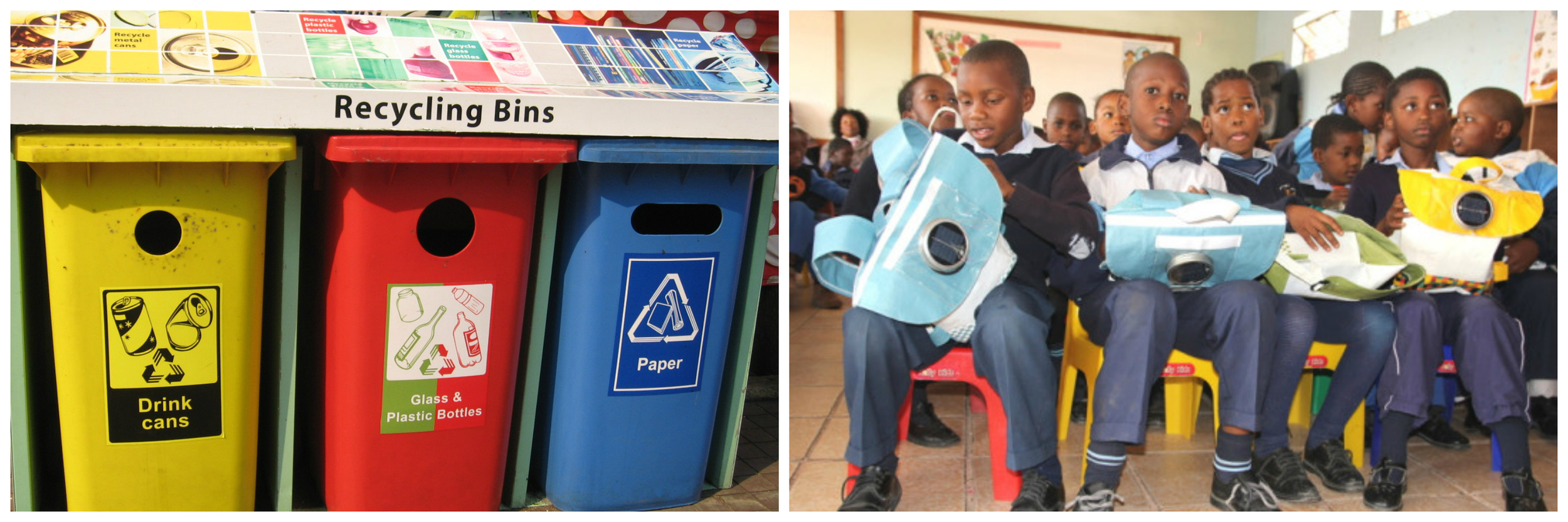 Repurpose Schoolbags, South Africa