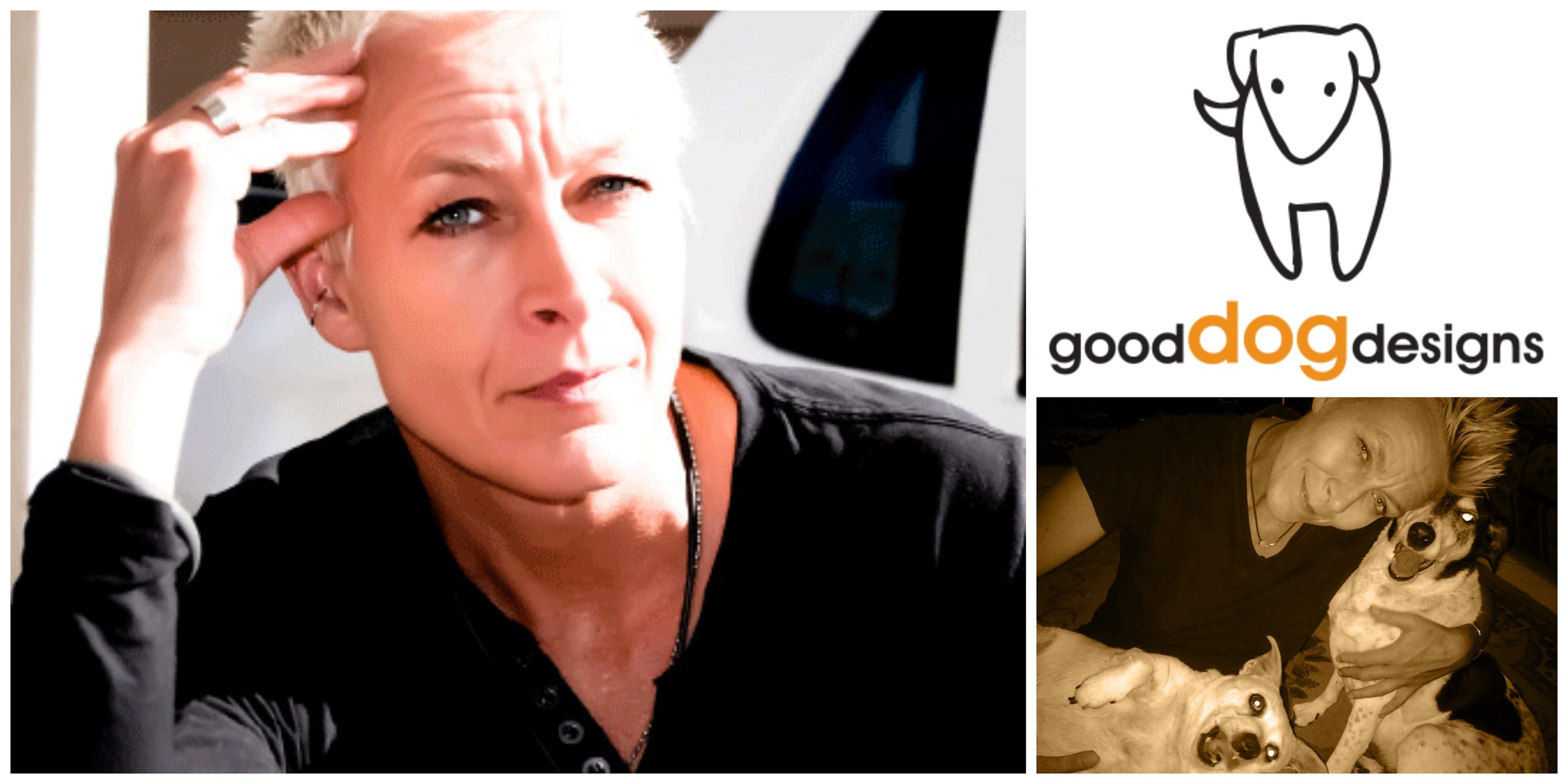 Lani Stenvert , founder of  Good Dog Designs , South Africa