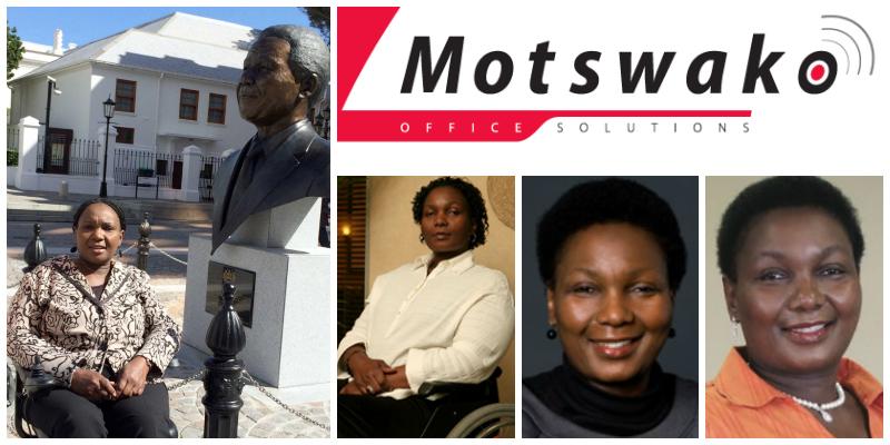 SebenzileMatsebula   , founder of  Motswako Office Solutions , South Africa