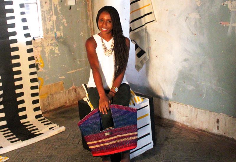 Akosua Afriyie-Kumi,  founder of  AAKS , Ghana