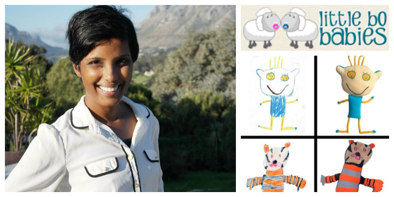 Gayathrie Schatz , founder of  The Little Bo Baby Company