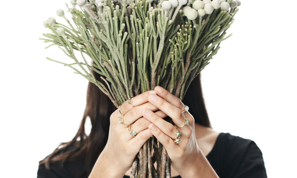 Karin Rae Matthee designs and hand-crafts jewelleryimbued with an elegant simplicity for every day wear at her Cape Town studio and store