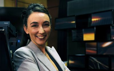 Erika van der Merwe , CEO  of  Southern African Venture Capital and Private Equity Association