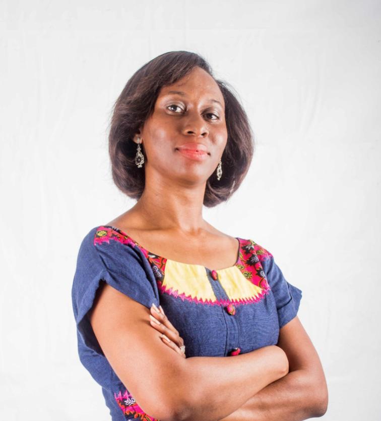 Ethel Cofie, founder of Women in Tech Africa