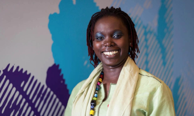 Mariéme Jamme , founderSpotone Global Solutions