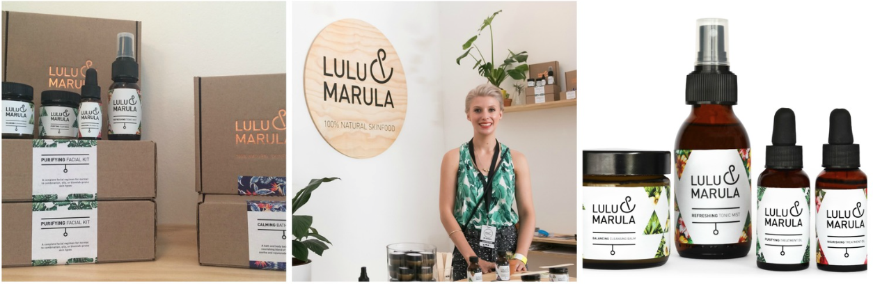 Jesslynn Schlamm  , founder of   Lulu & Marula  , South Africa