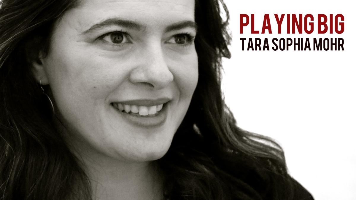Tara Mohr , author of 'Playing Big'
