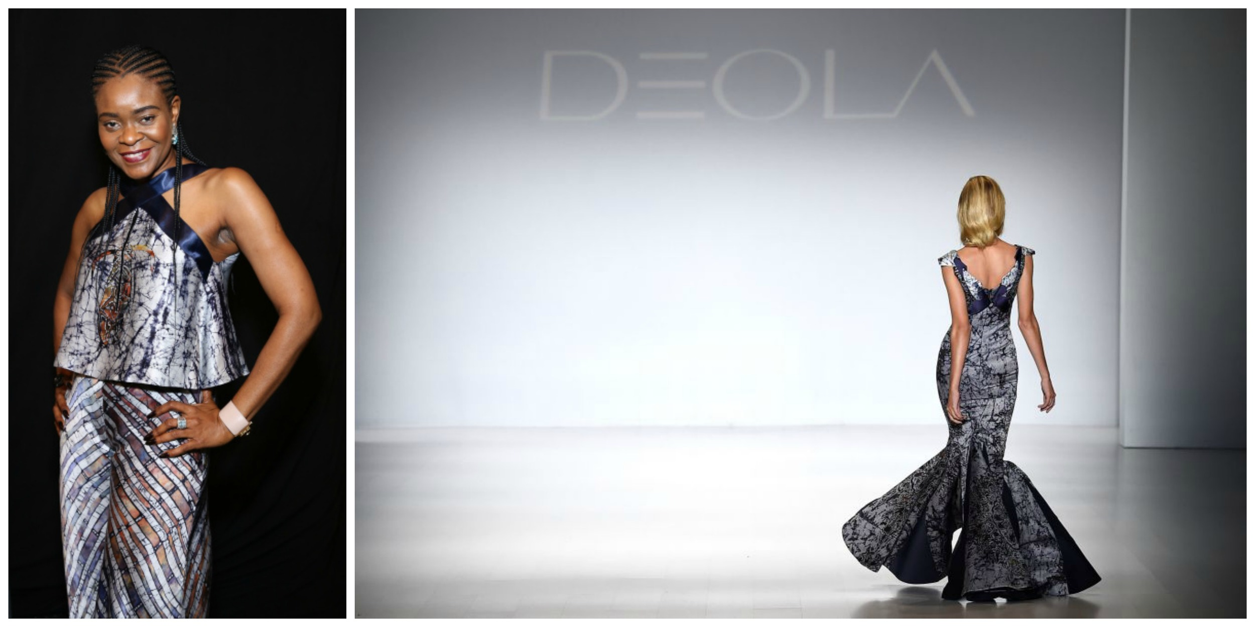 Deola Sagoe Receives World Wide Acclaim For Her 2015 Spring Summer Collection Tagged Wings By Deola Lionesses Of Africa