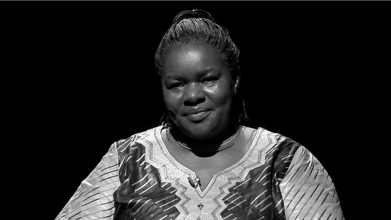 Dr. Victoria Kisyombe ,founder of SELFINA (Tanzania)
