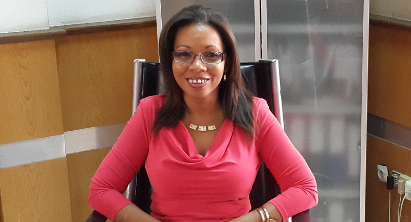 Rebecca Enonchong , founder and CEO of AppsTech