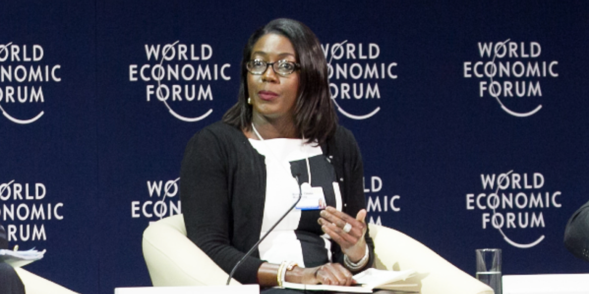 Monica Musonda ,founder and Chief Executive Officer of Java Foods (Zambia)