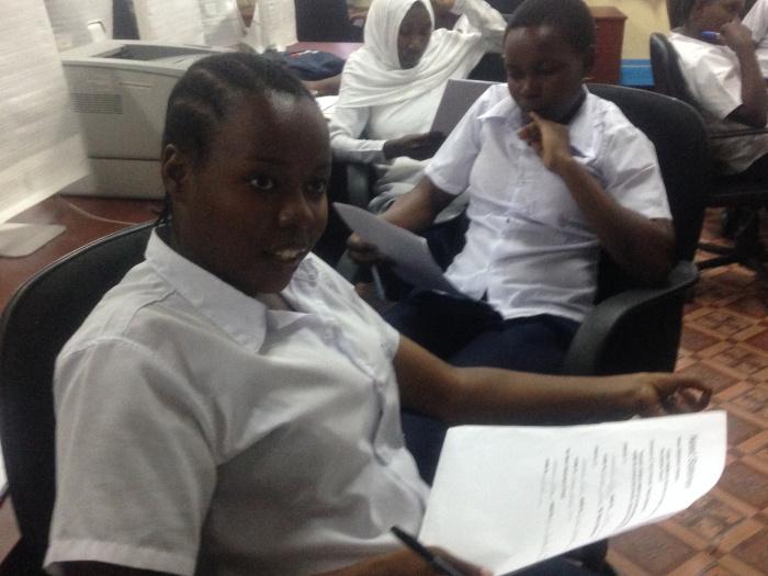 Fellows discussing social issues in their communities .jpg