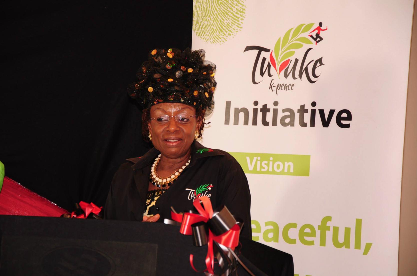 Dr. Jennifer Riria, Group CEO of Kenya Women Holding