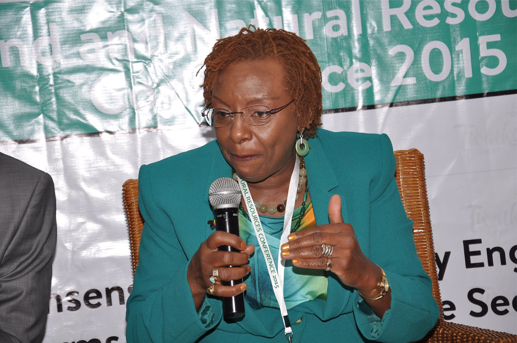 Dr. Jennifer Riria is the Group CEO of  Kenya Women Holding