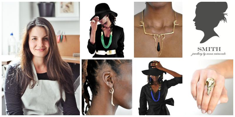 Anna Raimondo , founder of SMITH Jewellery