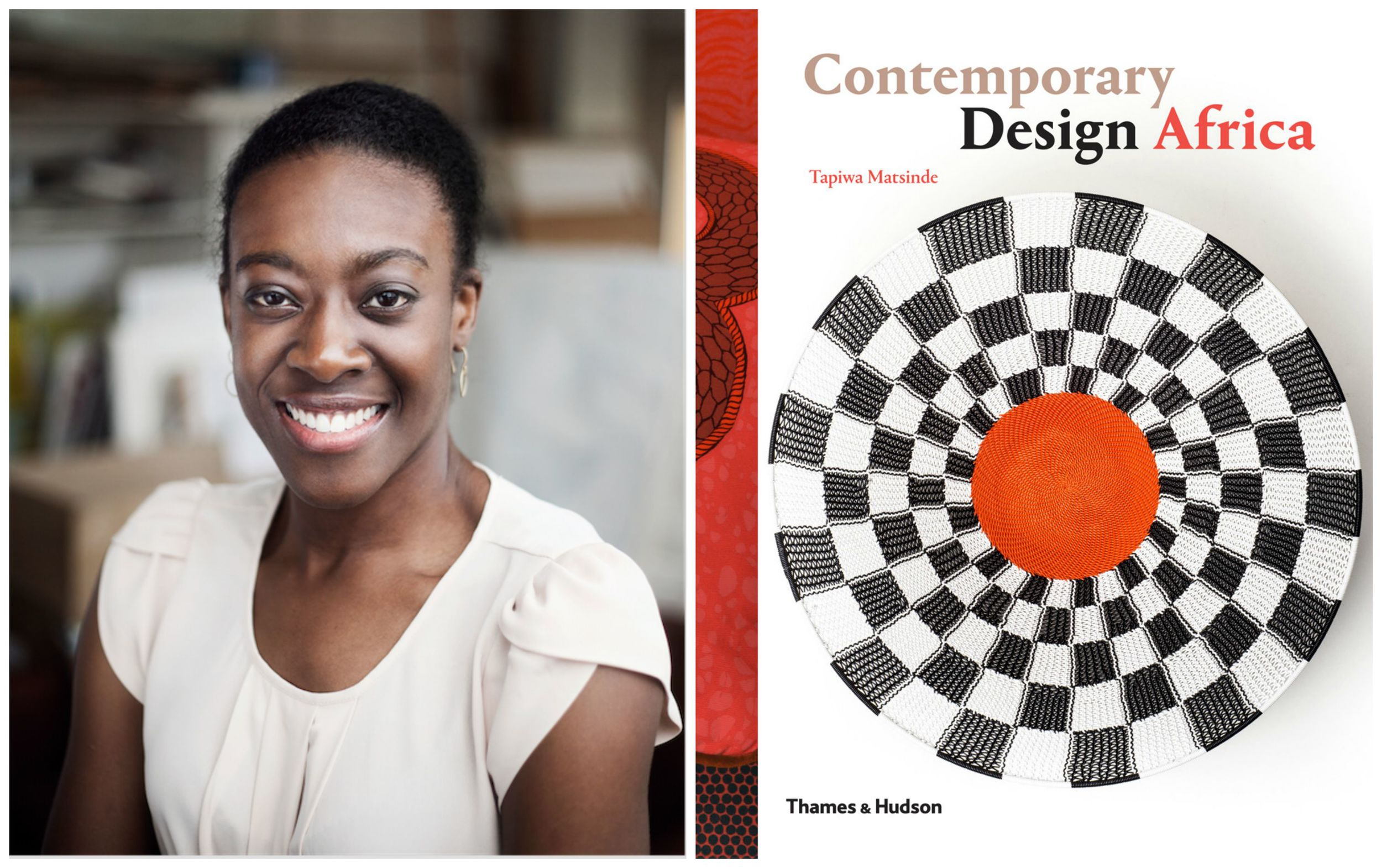 Tapiwa Matsinde, author of'Contemporary Design Africa'