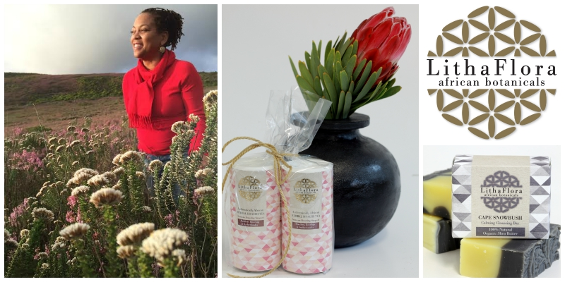 Yolanda Methvin ,  LithaFlora African Botanicals  (South Africa)