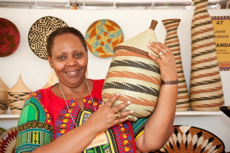 Janet Nkubana, co-founder and managing director of  Gahaya Links  (Rwanda)