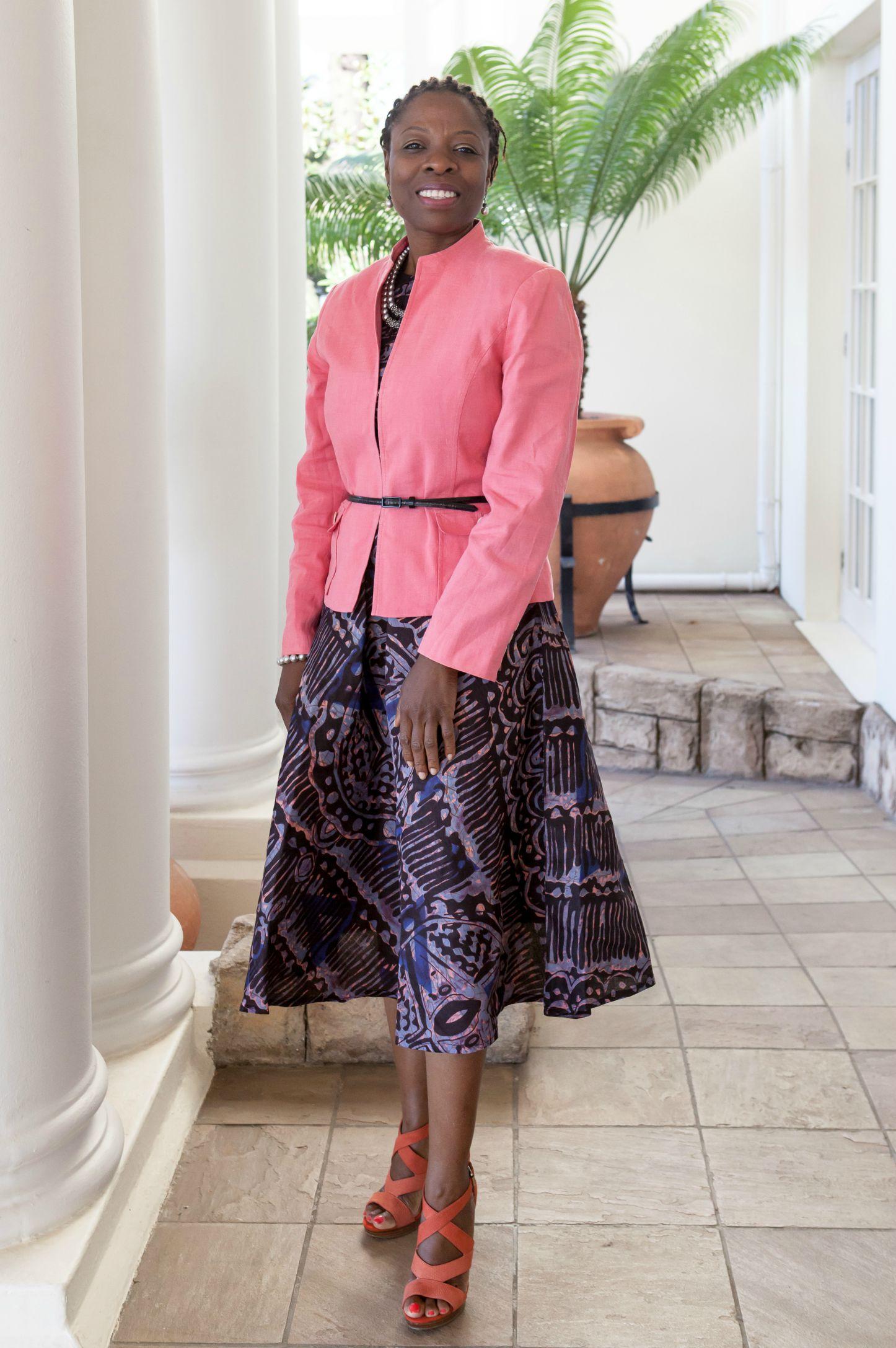 Achenyo Idachaba , founder of Mitimeth (Nigeria)