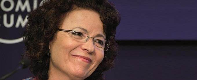 Essma Ben Hamida, co-founder of Enda Inter-Araba (Enda)