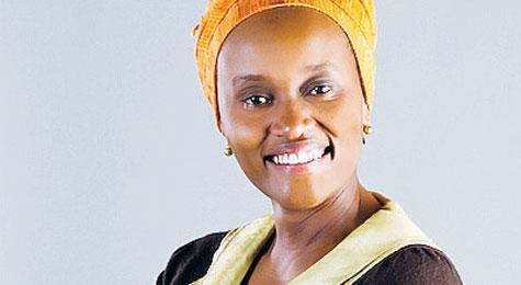 Njeri Rionge, co-founder of Wananchi Online