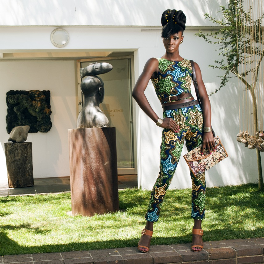 Nobesuthu Ndlovu The Startup Story Of A South African Fashion Entrepreneur Showcasing The Best Of The Country S Design Talent Lionesses Of Africa