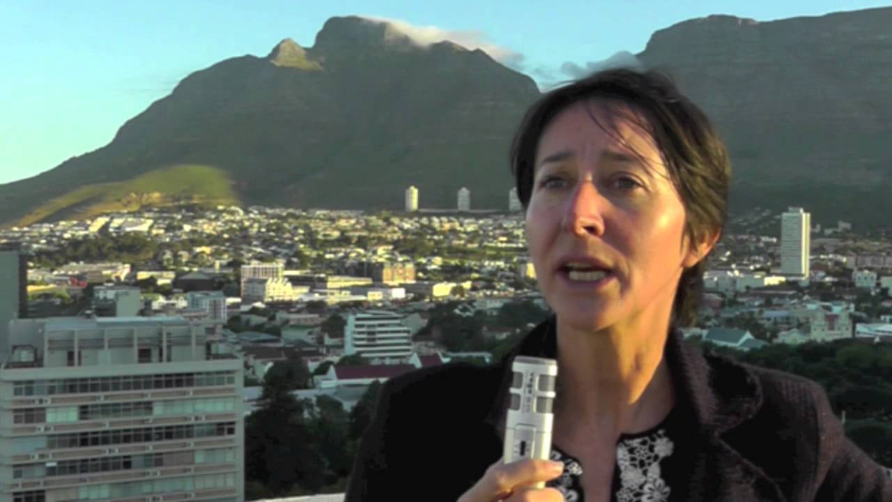 Emma Kaye , founder of  Bozza  (South Africa)